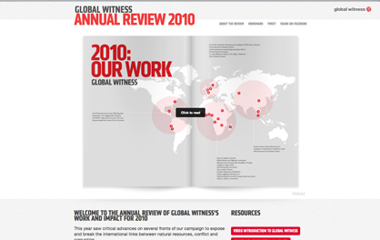 Global Witness – www.globalwitness.org/annualreview2010/index.html
